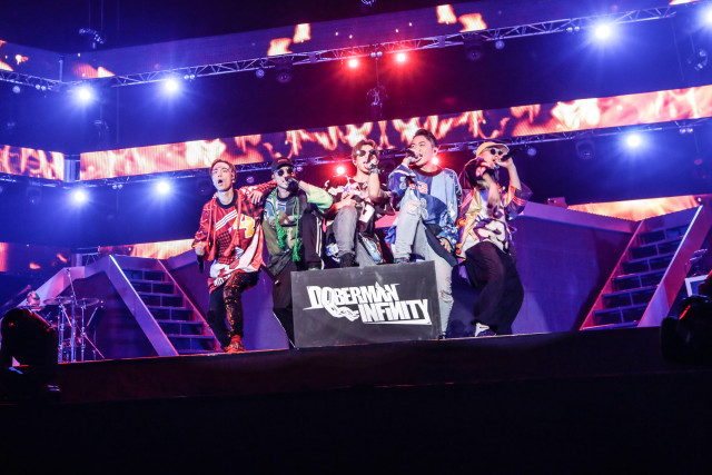 DOBERMAN INFINITY 3周年特別記念公演「iii -three-」 DVD&Blu-ray